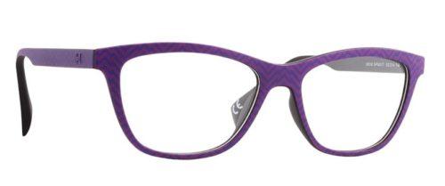 Pop Line IV018.SPG.017 spigato violet 52 Akinių rėmeliai