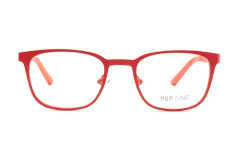 Pop Line IVB205.053.PDP red 46 Akinių rėmeliai