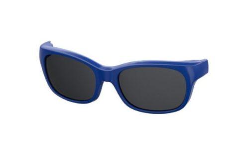 Safilo Sa 0007clip-on PJP/M9 BLUE 46 Akiniai nuo saulės Vaikams
