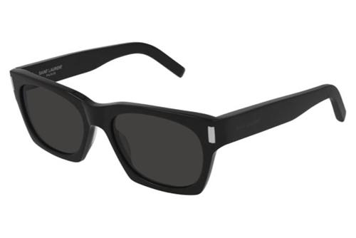 Saint Laurent SL 402 001 black black black 54 Akiniai nuo saulės unisex