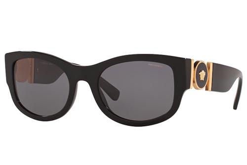 Versace 4372 GB1/13 55 Akiniai nuo saulės Moterims