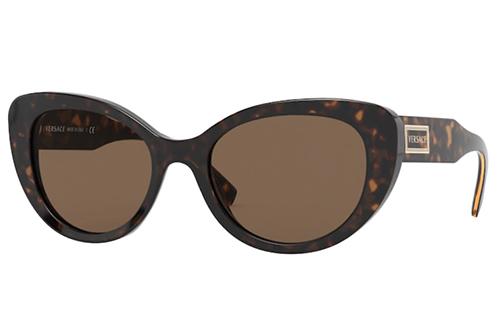 Versace 4378 108/73 54 Akiniai nuo saulės Moterims