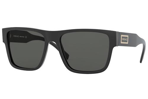 Versace 4379 GB1/87 56 Akiniai nuo saulės Vyrams