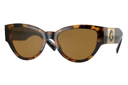 Versace 4398  511973 55 Akiniai nuo saulės Moterims