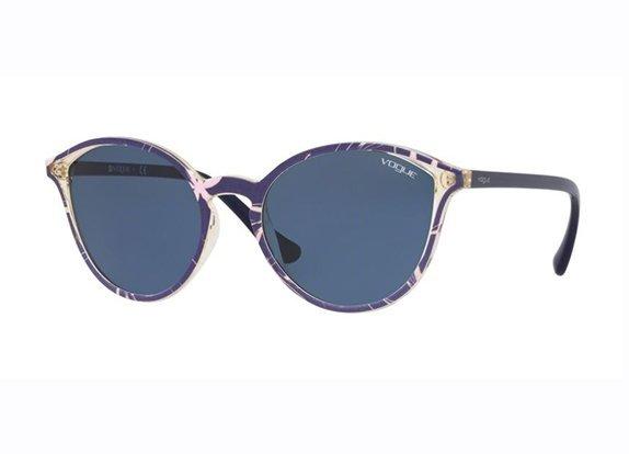 Vogue 5255S 269680 55 Akiniai nuo saulės Moterims
