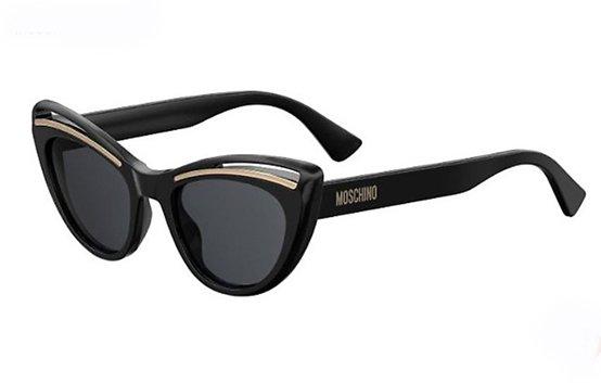 Moschino Mos036/s 807/IR BLACK 51 Akiniai nuo saulės Moterims