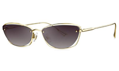 Bolon BL7092A60 light golden 57 Akiniai nuo saulės Moterims