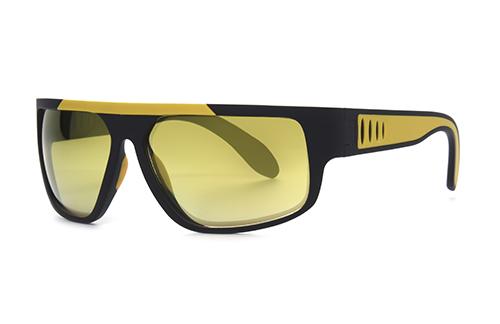 Locman LOCS002/BYE black yellow 63 Akiniai nuo saulės