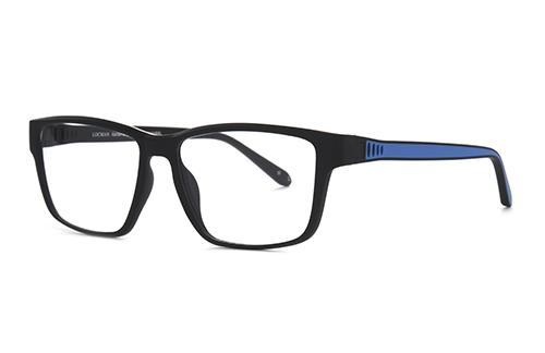 Locman LOCV010/BBL black/blue 57 Akinių rėmeliai