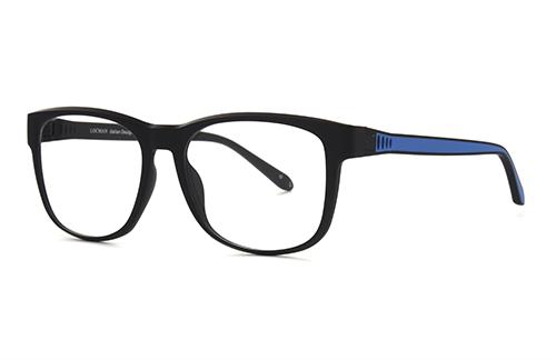 Locman LOCV016/BBL black/blue 56 Akinių rėmeliai