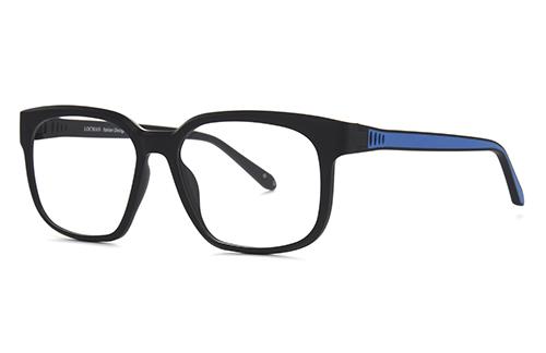 Locman LOCV019/BBL black/blue 56 Akinių rėmeliai