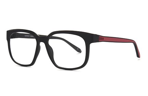 Locman LOCV019/BRE black/red 56 Akinių rėmeliai