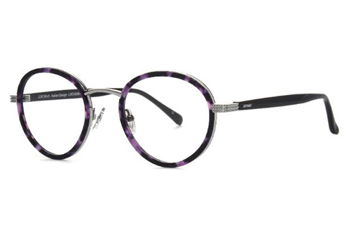 Locman LOCV006/PUR purple 50 Akinių rėmeliai Moterims