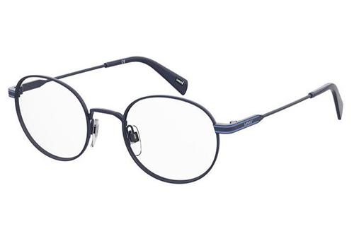 Levi's Lv 1030 FLL/20 MATTE BLUE 50 Akinių rėmeliai Unisex