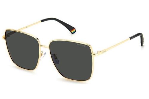 Polaroid Pld 6164/g/s RHL/M9 GOLD BLACK 59 Akiniai nuo saulės Moterims
